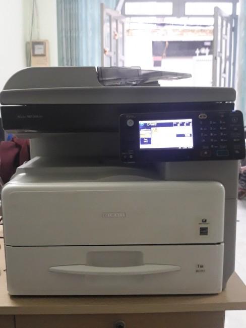 máy photocopy đa chức năng ricoh 301 đa chức dăng