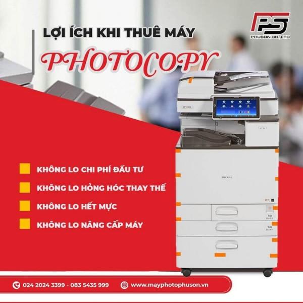 Máy photocopy hãng nào tốt nhất?