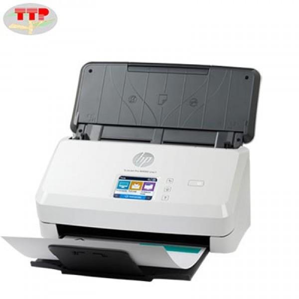 Máy scan Hp scanjet Pro N4000 snw1 - Bảo hành chính hãng 1 năm, giá tốt nhất thị trường