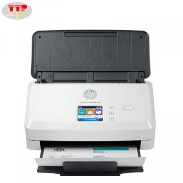 Máy scan Hp scanjet Pro N4000 snw1 ( fullbox + chính hãng 100% )