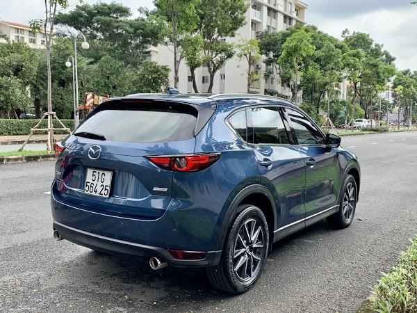 Mazda CX-5 2.0L sx 2018 một đời chủ duy nhất, mới đi được 35.000km