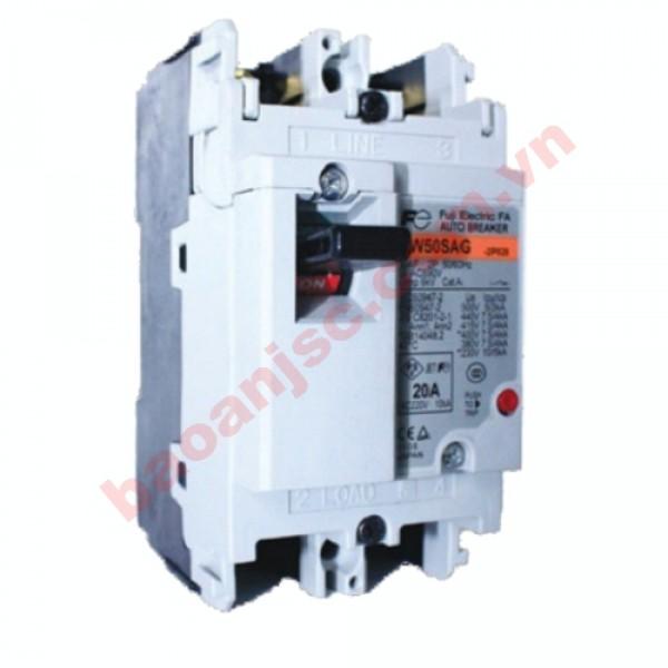 MCCB FUJI BW 3P series SA1603E 1000A