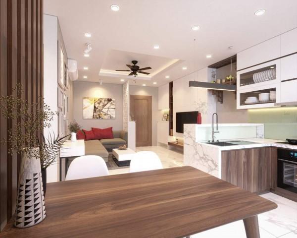 Mẹo chọn nội thất gỗ đa năng cho nhà chật