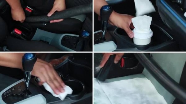 Mẹo đơn giản để giữ cho chiếc xe của bạn luôn thơm tho