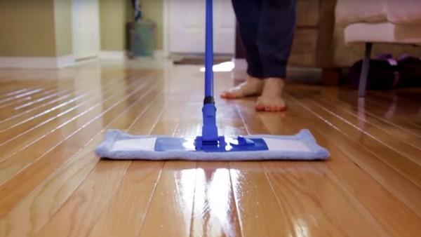 Mẹo hay vệ sinh ngôi nhà luôn sạch dù là mùa mưa
