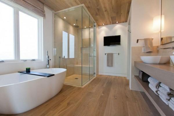 Mẹo làm sạch phòng tắm đơn giản và hiệu quả