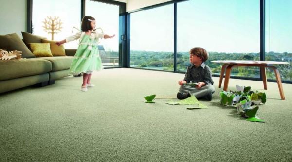 Mẹo nhỏ giúp bạn vệ sinh thảm trải sàn nhanh chóng