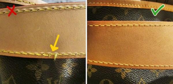 Mẹo phân biệt túi xách da thật và giả trên thị trường