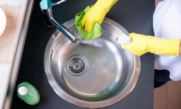Mẹo vặt  giúp nhà bếp luôn sạch bong sáng bóng như mới