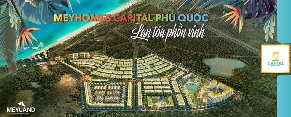 Meyhomes Capital Phú Quốc cùng hệ thống tiện ích như nào?