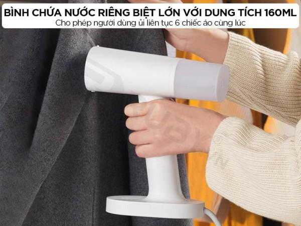 [MIJIA] Bàn ủi hơi nước Xiaomi Mijia MJGTJ01LF - Bàn là hơi nước cầm tay Xiaomi Mijia MJGTJ01LF