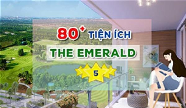 Mở bán căn hộ chung cư The Emerald Golf View Bình Dương 3 phòng ngủ