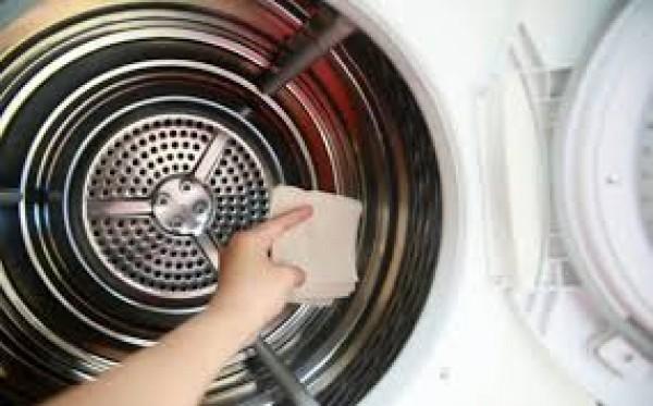 Môi trường ẩm nóng của máy giặt dễ làm nấm mốc phát triển