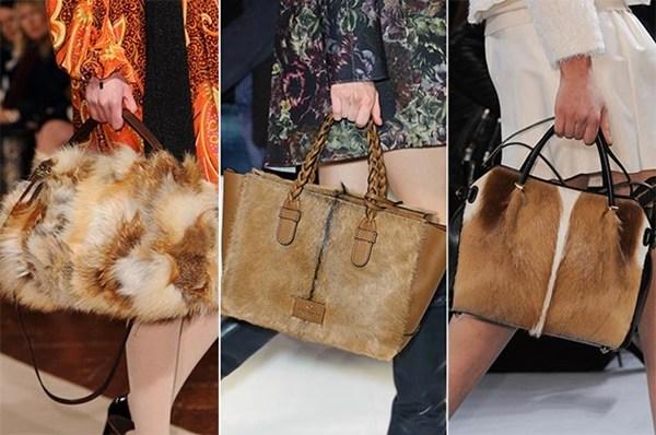 Một chút hiểu biết cơ bản về túi da mùa đông cho nữ giới