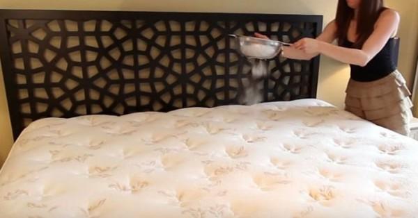 Một số bước để vệ sinh giường nệm đúng cách