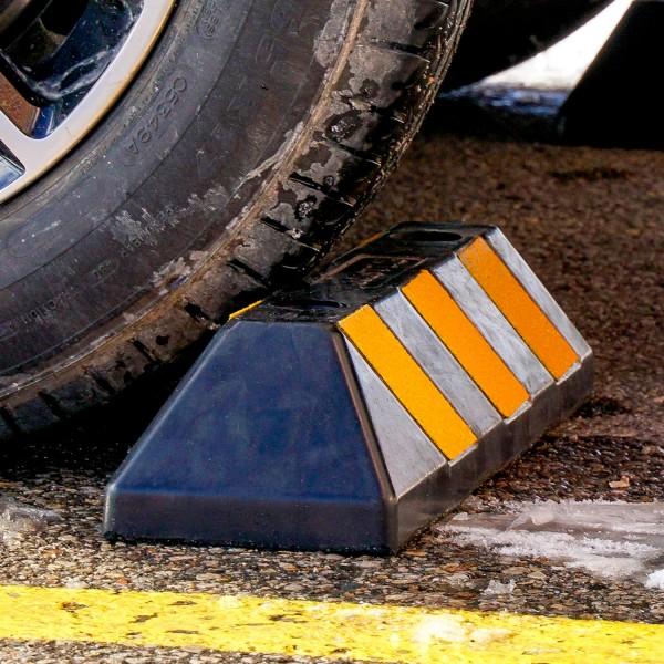 Một số điều bạn cần biết về thanh chặn bánh xe