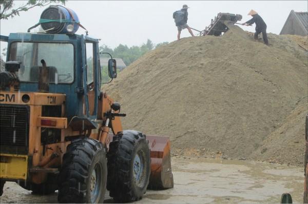 Một số loại chất thải có thể thay thế các thành phần tự nhiên của bê tông