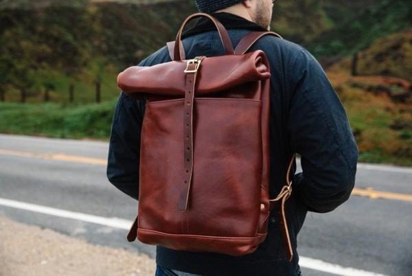 Một số loại da thật thường dùng cho túi, cặp và balo