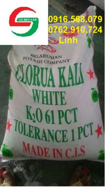 Mua bán khoáng nguyên liệu KCl, Kali clorua bổ sung khoáng cho tôm cá