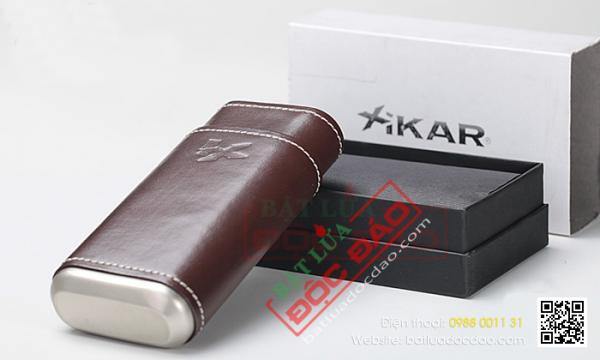 Mua bao da xì gà, bao da Xikar 3 điếu 243CN  ở đâu giá tốt?