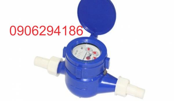 Mua đồng hồ đo nước Ningbo thân nhựa tại BILALO