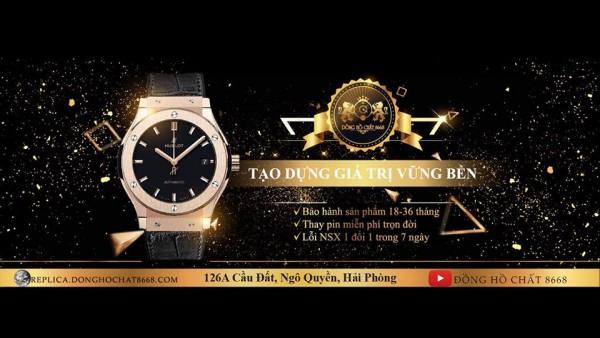 Mua đồng hồ fake 1 tại Hà Nội