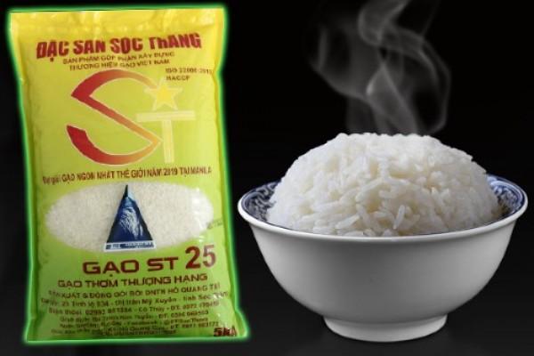 Mua gạo ST25 đặc sản Sóc Trăng chính hãng ở đâu