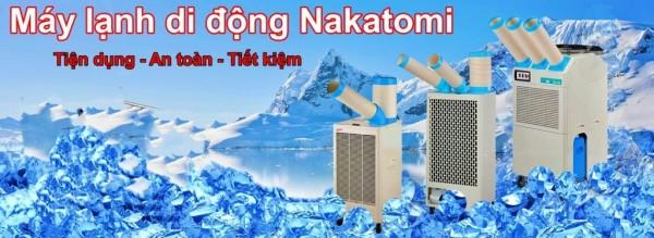 Mua máy lạnh di động công nghiệp, chọn 5 mẫu sau