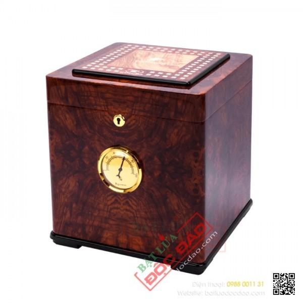 Mua quà tặng sếp nam: hộp đựng xì gà Cohiba RA49 cao cấp