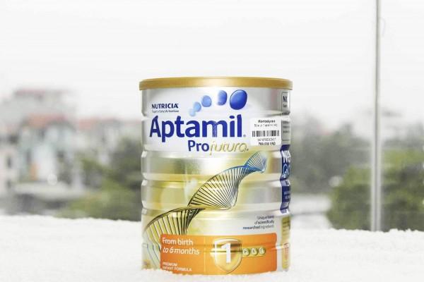 Mua sữa Aptamil Úc ở đâu đảm bảo?