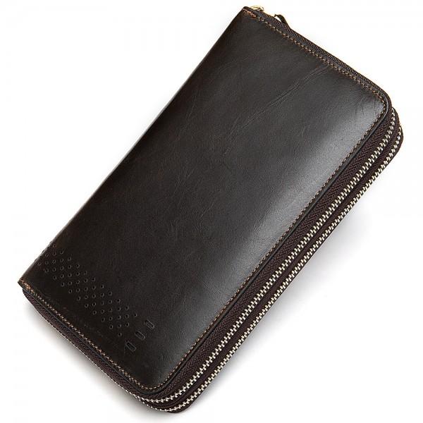 Mua ví nam cầm tay ở đâu thì chất lượng và an tâm nhất?
