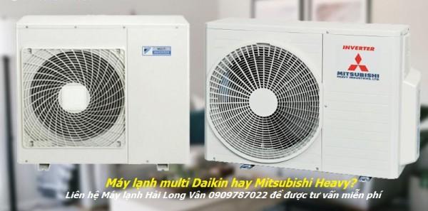 Mức giá mới nhất cho máy lạnh multi - 1 dàn nóng, nhiều dàn lạnh giá cực rẻ cho căn hộ