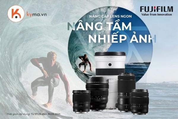 Nâng cấp lens ngon - Nâng tầm nhiếp ảnh