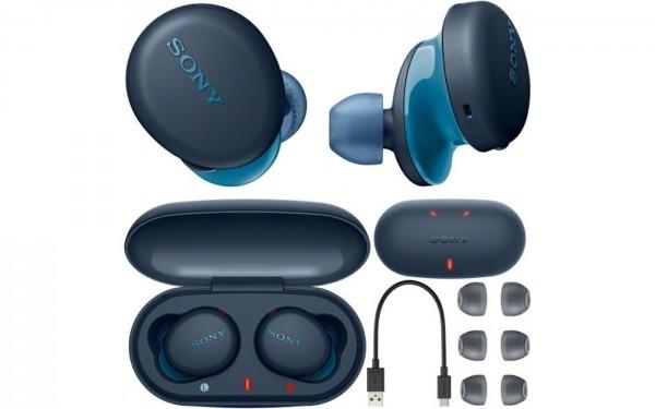 Nên mua tai nghe true wirless Sony WF - XB700 chống nước không ?