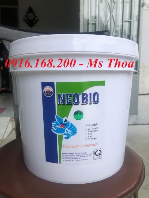 NEO BIO - Vi sinh bột xử lý nước ao nuôi tôm cá