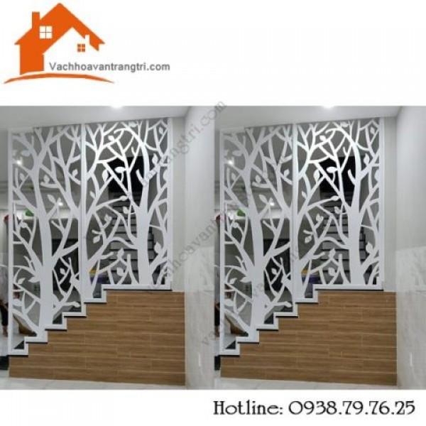Nét đẹp mà lam gỗ cnc mang lại cho cầu thang