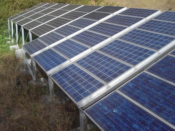 Ngành công nghiệp quang điện phát triển vượt bậc