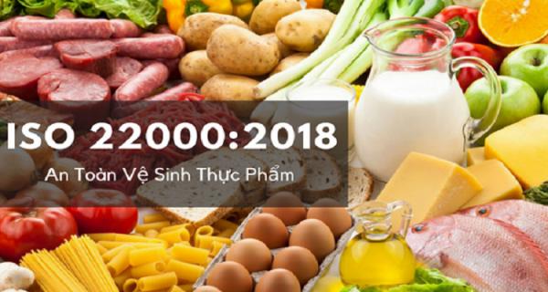 Ngành thực phẩm vượt qua khó khăn nhờ áp dụng tiêu chuẩn ISO 22000