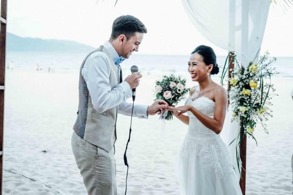 Ngày cưới của Alex & Chi