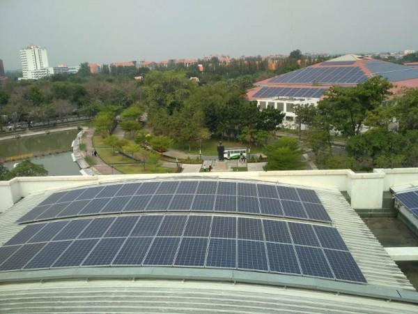 Nghiên cứu công nghệ thu thập năng lượng mặt trời