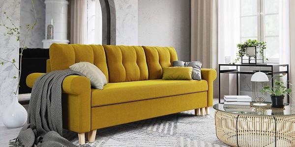 Ngôi nhà thêm ấn tượng nhờ làm mới bộ sofa