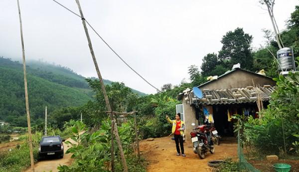 Nguy hiểm từ mạng lưới điện nông thôn