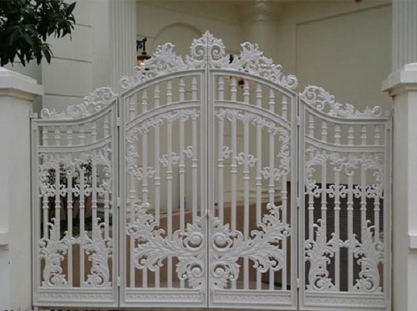 Nguyên tắc khi chọn cổng biệt thự tân cổ điển