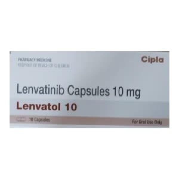 Nhà cung cấp, xuất khẩu và phân phối viên nang Lenvatol 10mg