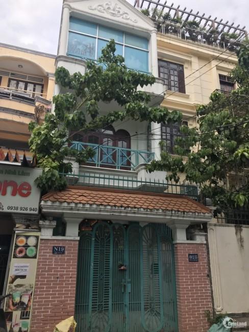 Nhà đẹp HXH Võ Văn Tần Quận 3 50m2 4 tầng chỉ 12 tỷ