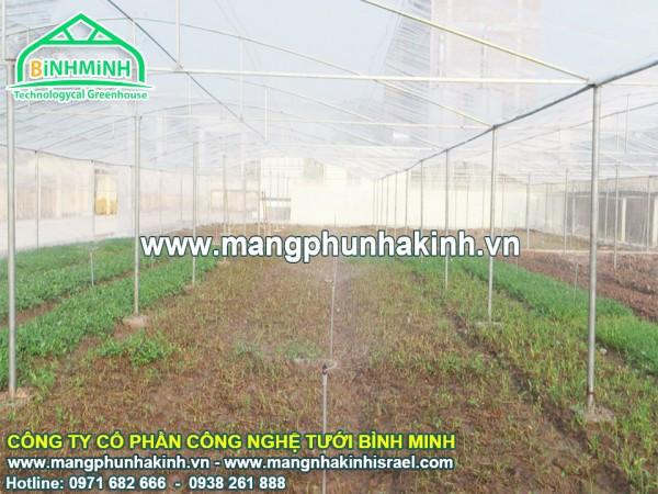 Nhà lưới, nhà lưới nông nghiệp, nhà lưới nhà kinh giá tốt