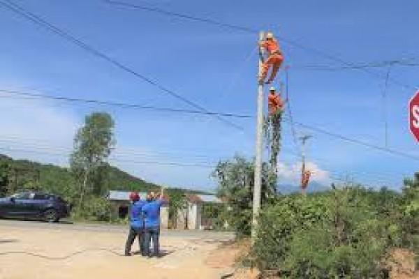 Nhà máy chế biến mủ Phú Thịnh áp dụng nhiều giải pháp tiết kiệm điện