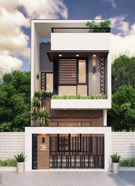 Nhà mới xây Đa Tốn, Gia Lâm xây 2,5 tầng, ngõ 3m giá 1.85 tỷ.