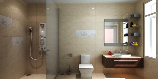 Nhà tắm là nơi dễ sinh vi khuẩn, nấm mốc nên cần vệ sinh thường xuyên