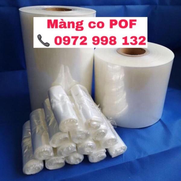 Nhận gia công màng co POF, PVC theo kích thước sản phẩm giá rẻ | Cty Hưng Thịnh | 0972 998 132